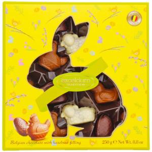 Pralinen-Osterfiguren