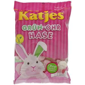 Katjes Grünohr Häschen XXL