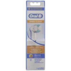 Oral-B Aufsatzbürste Simply Clean