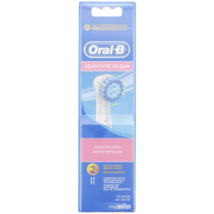 Oral-B Aufsteckbürsten Sensitive Clean