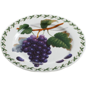 "Maxwell Williams Teller ""Orchard Fruits"", Trauben, 20cm"