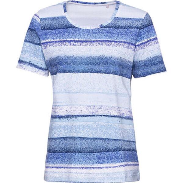 Adagio Shirt 1/2-Arm, gestreift, für Damen