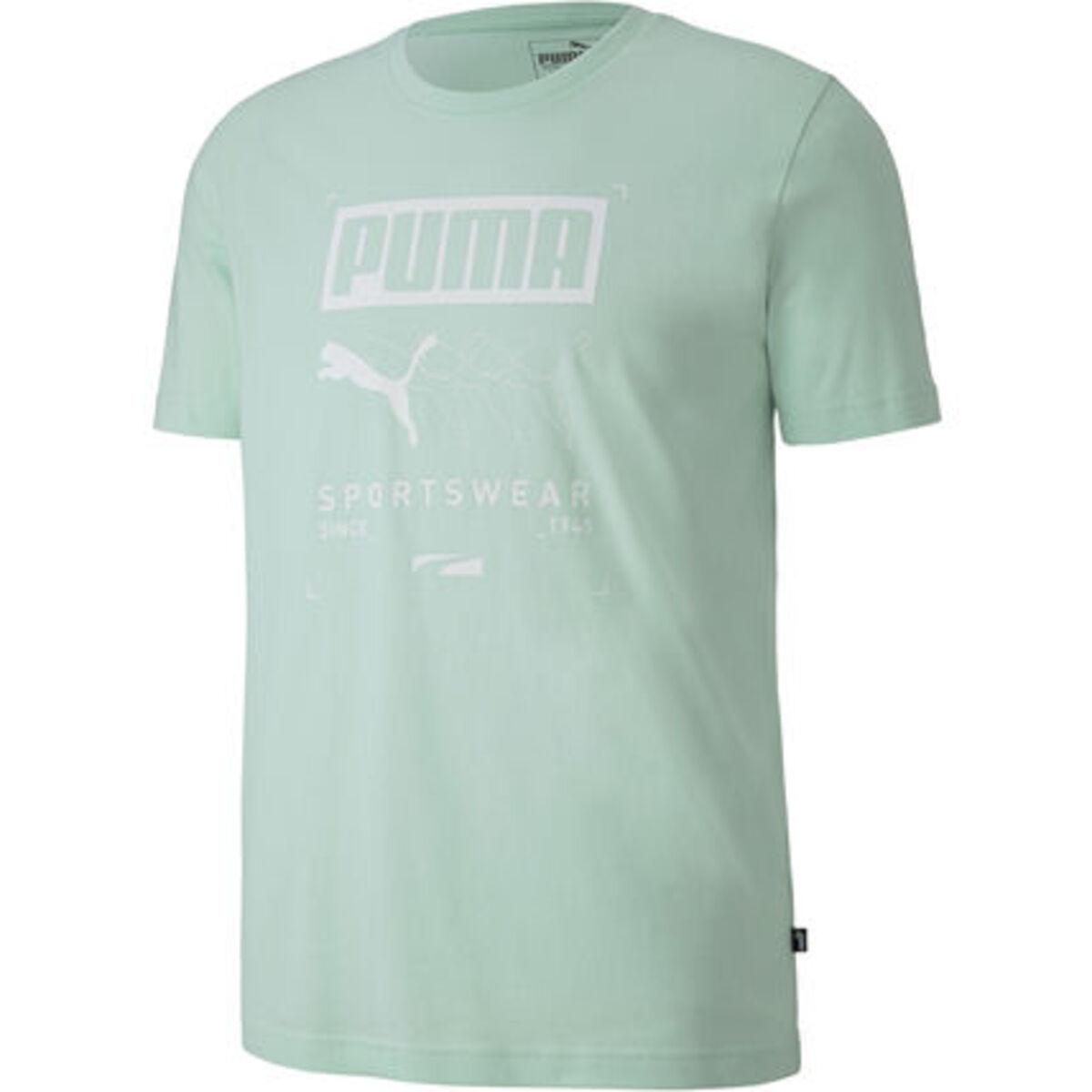 """Bild 1 von Puma T-Shirt """"Box"""", für Herren"""