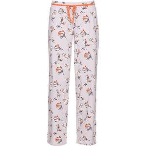Skiny Pyjamahose, 1/1, Print, für Damen
