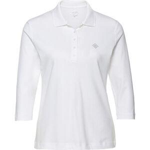 Adagio Damen 3/4-Arm-Poloshirt
