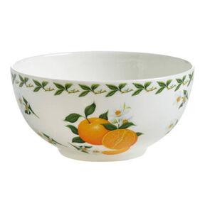 "Maxwell Williams Frühstücksschale ""Orchard Fruits"", Orange, 16 cm"