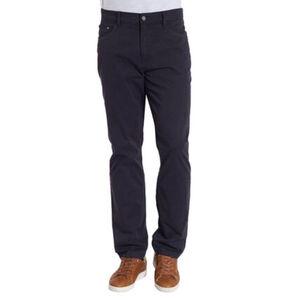 Rover & Lakes Comfort Stoffhose, Comfort Fit, Sicherheitstaschen, 5-Pocket, für Herren