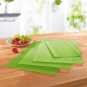 Gourmetmaxx Kühlschrankmatte in verschiedenen Farben, 4-teilig