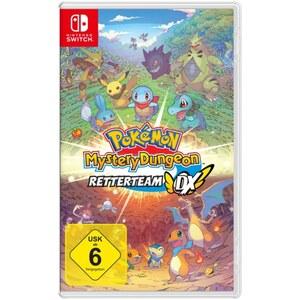 Nintendo Switch: Pokémon Mystery Dungeon: Retterteam DX