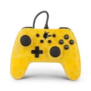 Nintendo - Switch: Controller, Pikachu