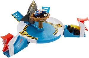 Hot Wheels MonsterT HaiArena Spielset