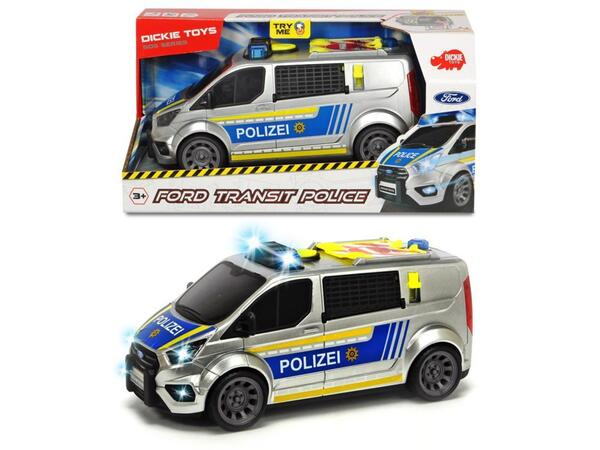 Dickie Ford Transit Polizei