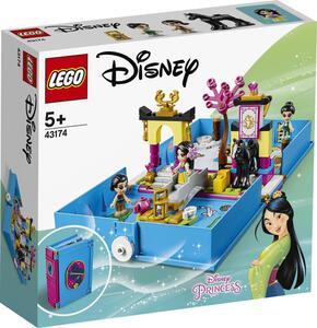 LEGO Disney Princess 43174 Mulans Märchenbuch