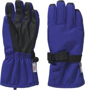 Fingerhandschuhe TARTU  lila Gr. 8 Mädchen Kinder