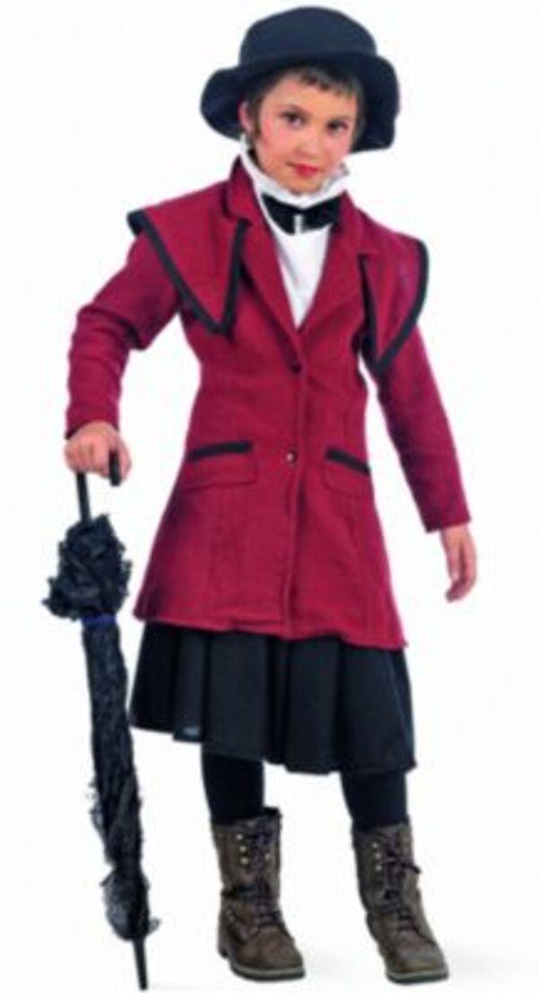Kostüm Mary Poppins Gr. 140/152