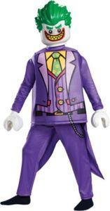 Kostüm Batman Joker S Gr. 104/122