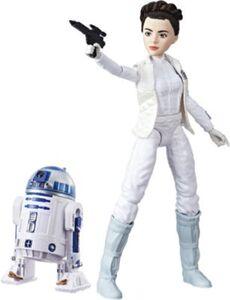 Star Wars Die Mächte des Schicksals Deluxe Actionfiguren Leia & R2D2