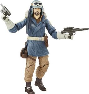 Star Wars Rogue One - The Black Series - Figur Captain Cassian Andor 15 cm