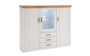 MCA furniture - Highboard Brixen in Pinie-Aurelio-Optik