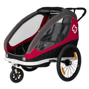 Kinder-Fahrradanhänger / Jogger Hamax Safari