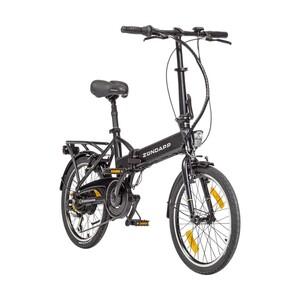 Alu-Falt-E-Bike Green 1.0 20er - Fahrunterstützung bis ca. 25 km/h - Li-Ionen-Akku 36 V/7,2 Ah, 259 Wh - Reichweite: bis ca. 45 km (je nach Fahrweise) - wartungsfreier Hinterradmotor, 250 Watt - Dre