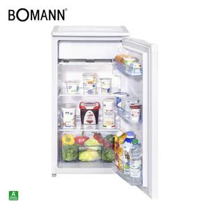 Kühlschrank KS 7230 · Nutzinhalt 91 Liter, davon 8 Liter Eisfach · stufenlose Temperaturregelung · Maße: H 83,1 x B 44,5 x T 49,0 cm · Energie-Effizienz A+ (Spektrum: A+++ bis D)