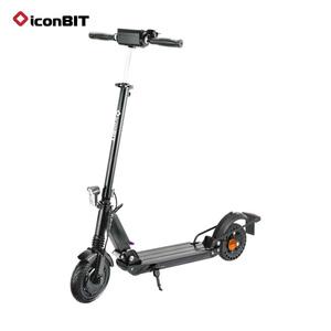E-Scooter Tracer Street - Motor: 350 Watt - Li-Ionen-Akku 36 V / 6,0 Ah - Reichweite: bis zu 20 km - max. Geschwindigkeit: ca. 20 km/h - max. Nutzergewicht: ca. 100 kg - elektrische Bremse vorne, Rü