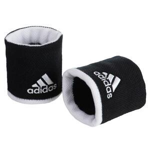 Schweißarmband Adidas Tennis schwarz