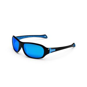 Sonnenbrille MH T500 Wandern polarisierend Kategorie 4 Kinder 6–10 Jahre