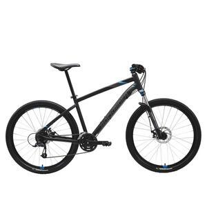 Mountainbike ST520 27,5 Zoll schwarz