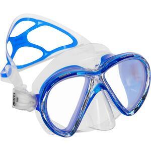 Tauchmaske X-Vu Liquid Skin blau