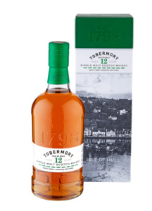 Tobermory Whisky 12y