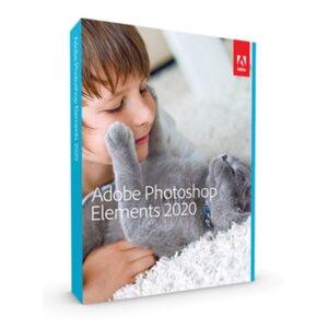 Adobe Photoshop Elements 2020 Minibox GER, deutsch