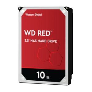WD Red WD101EFAX  - 10 TB 5400 rpm 256 MB 3,5 Zoll SATA 6 Gbit/s