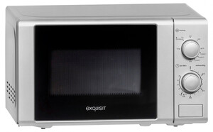 Exquisit Mikrowelle mit Grill MW900 G si