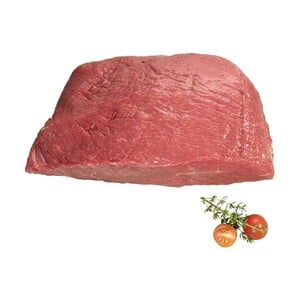 Frischer französischer Gourmet Naturel Rinderhüftbraten je 1 kg