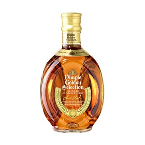 Dimple Scotch Whisky Golden Selection 40 % Vol., jede 0,7-l-Flasche