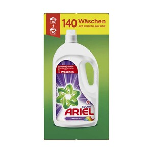Ariel Waschmittel 140/105 Waschladungen, versch. Sorten, jede Packung