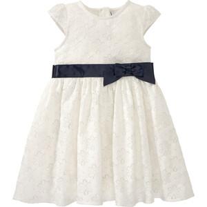 Festliches Mädchen Kleid aus Spitze
