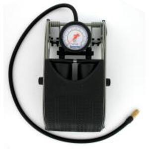 Michelin Fußluftpumpe, 2 Zylinder
