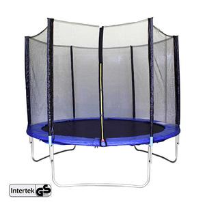 Trampolin - max. Nutzergewicht: 150 kg, o. Abb. Leiter für  Trampolin, o. Abb. Wetterschutz-Plane ca. 305 cm Ø je 14,99 €