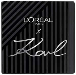L'Oréal Paris Karl Lagerfeld Lidschatten-Palette