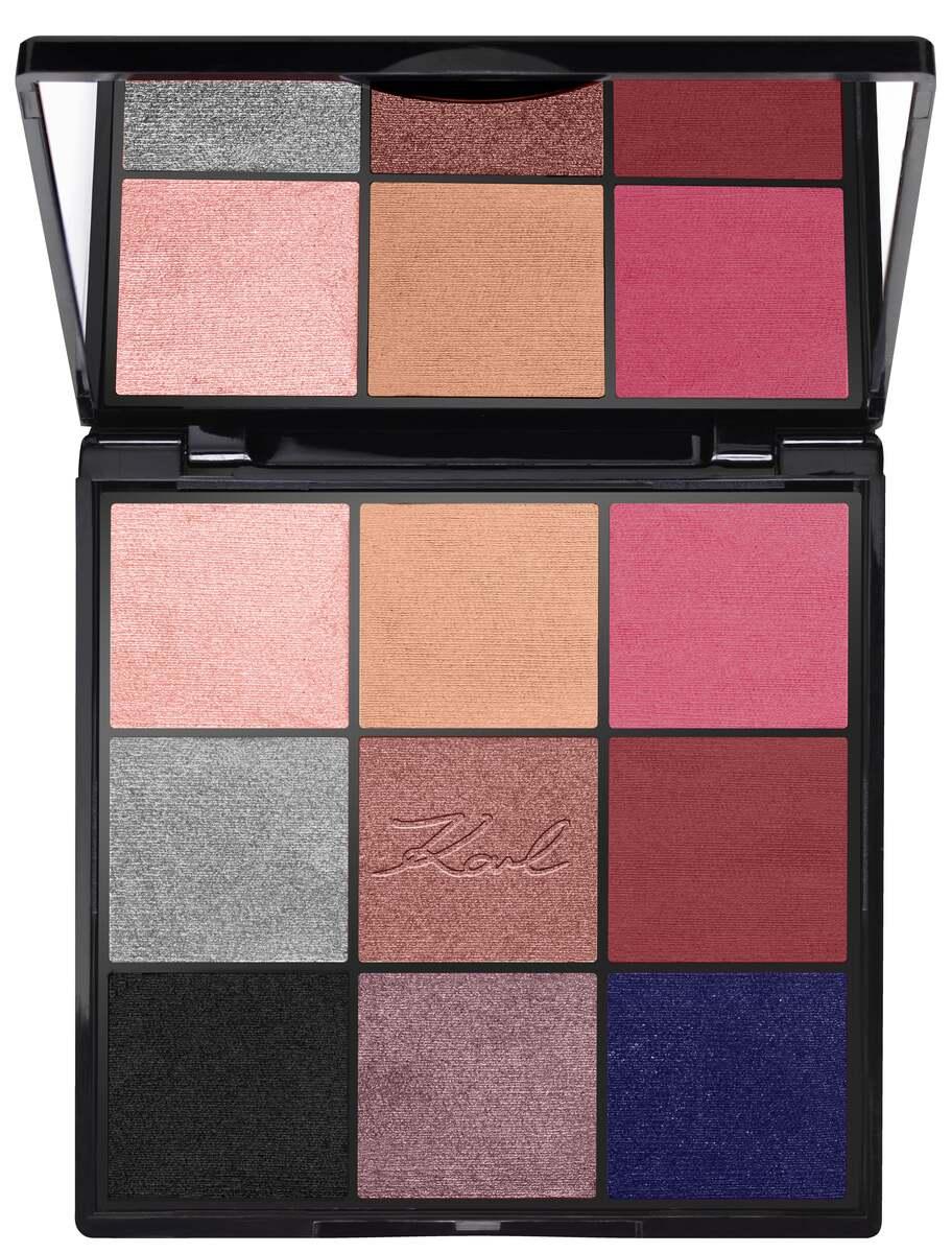 Bild 2 von L'Oréal Paris Karl Lagerfeld Lidschatten-Palette