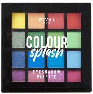 Rival de Loop Colour Splash Eyeshadow Palette