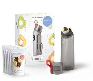 air up Starter-Set anthrazit