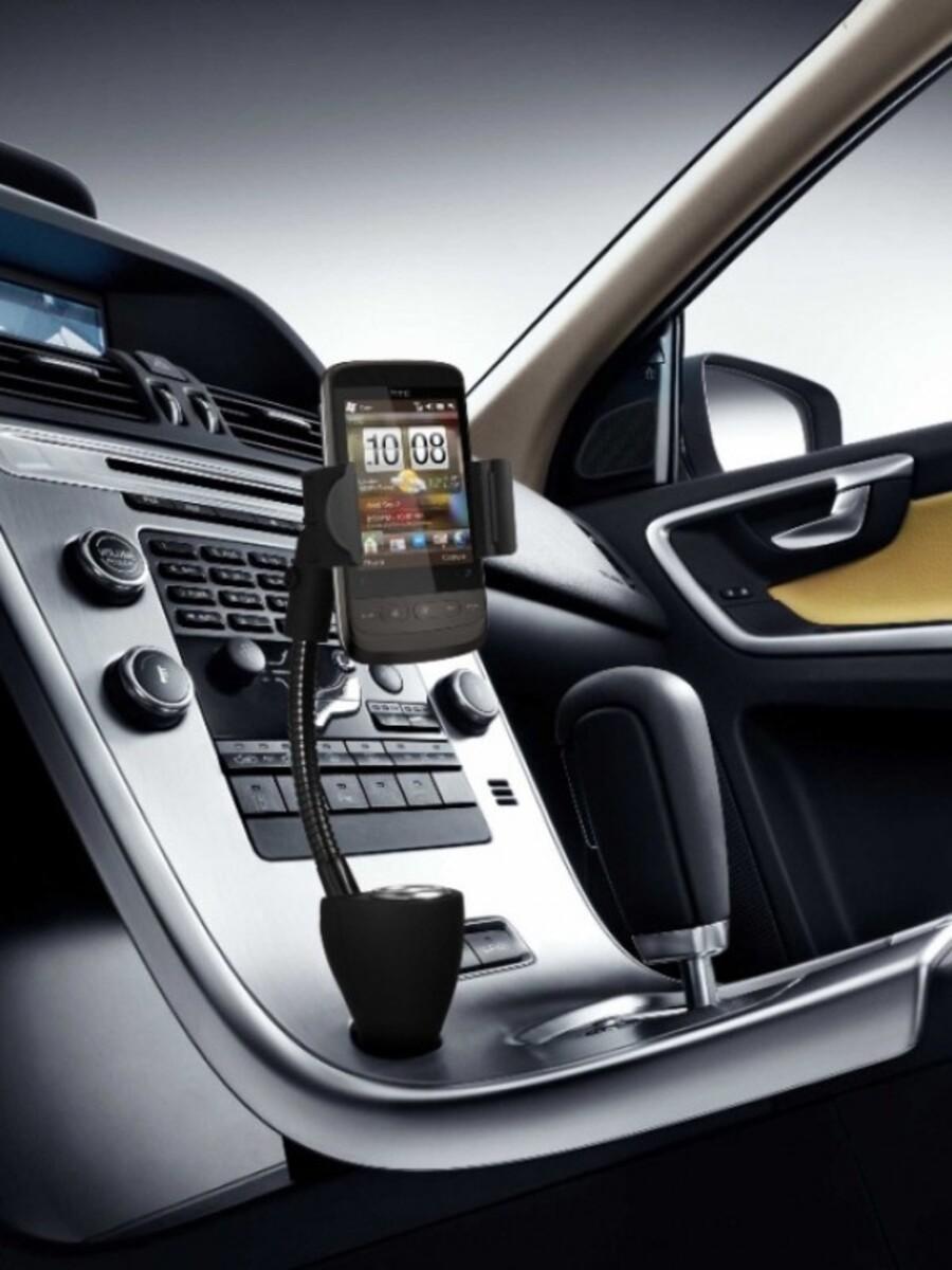 Bild 3 von Technaxx Universal Autohalterung mit Ladegerät TE06