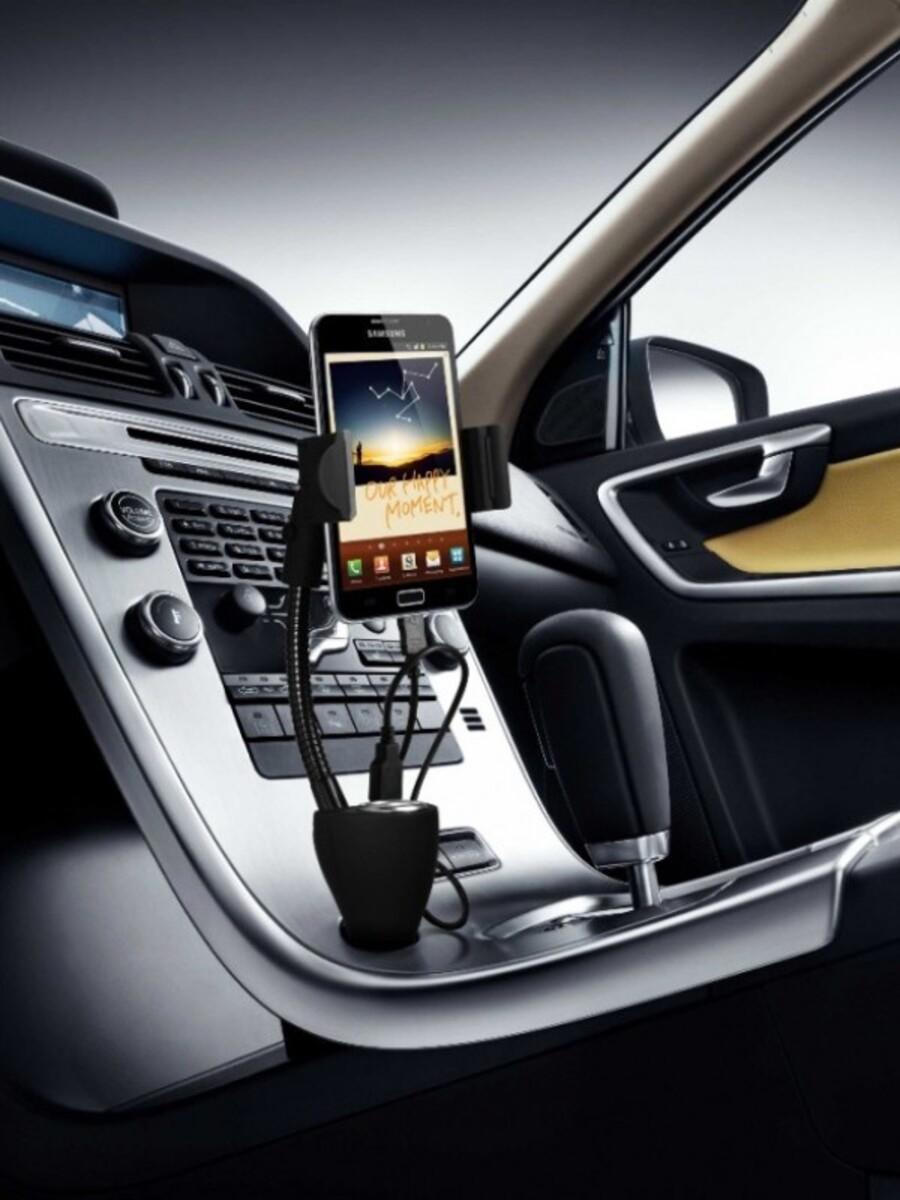 Bild 4 von Technaxx Universal Autohalterung mit Ladegerät TE06
