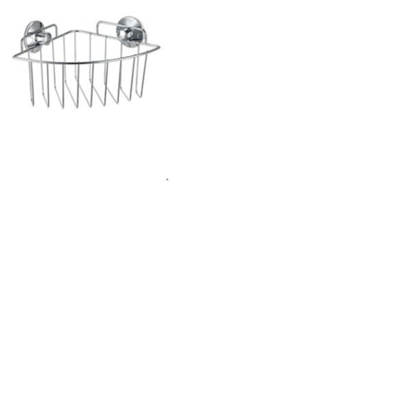 KODi basic Eckkorb Casia mit 2 Saugnäpfen