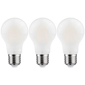 "LightMe High Power LED Filament Leuchtmittel ""A60"", E27 3er Set"