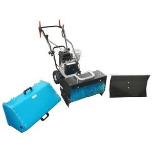 Güde Kehrmaschine GKM 6,5 ECO 3in1 4,1 KW mit Schneeschild